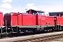 "MaK 1000168 - DB AG ""212 032-7"" 12.08.2001 Mühldorf,Bahnbetriebswerk [D] Frank Weimer"