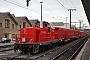 "MaK 1000169 - DB Netz ""714 109"" 30.01.2019 Fulda [D] Christian Klotz"