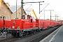 "MaK 1000169 - DB Netz ""714 109"" 27.02.2019 Fulda [D] Ralph Mildner"