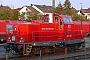 "MaK 1000169 - DB Netz ""714 109"" 08.08.2020 Fulda [D] Hinnerk Stradtmann"