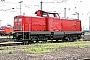 """MaK 1000170 - DB AG """"212 034-3"""" 18.05.2004 - Mannheim, BahnbetriebswerkErnst Lauer"""