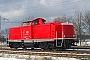 "MaK 1000170 - DB Fahrwegdienste ""212 034-3"" 18.02.2009 Saarmund [D] Josef Teichmann"