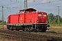 """MaK 1000170 - DB Fahrwegdienste """"212 034-3"""" 30.06.2010 - UelzenJürgen Steinhoff"""