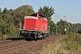 "MaK 1000170 - DB Fahrwegdienste ""212 034-3"" 22.09.2020 Uelzen [D] Gerd Zerulla"