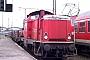 """MaK 1000172 - DB AG """"212 036-8"""" 14.03.2003 - München, HauptbahnhofFrank Weimer"""