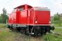 "MaK 1000172 - DB Services ""212 036-8"" 24.05.2007 Cottbus,Ausbesserungswerk [D] Sebastian Meinitsch"