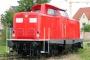 """MaK 1000172 - DB Services """"212 036-8"""" 24.05.2007 - Cottbus, AusbesserungswerkSebastian Meinitsch"""