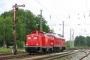 """MaK 1000172 - DB Services """"212 036-8"""" 31.05.2007 - CalauSebastian Meinitsch"""