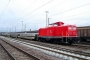 "MaK 1000172 - DB Services ""212 036-8"" 21.07.2007 - Weil am RheinJan Jonas"