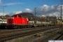 """MaK 1000172 - DB Services """"212 036-8"""" 17.01.2008 - Thayngen, BahnhofReinhard Reiss"""