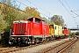 "MaK 1000172 - DB Services ""212 036-8"" 14.10.2008 - München NordKilian Lachenmayr"