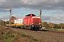 """MaK 1000172 - DB Fahrwegdienste """"212 036-8"""" 30.10.2019 - Bad BevensenGerd Zerulla"""