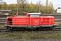 """MaK 1000172 - DB Fahrwegdienste """"212 036-8"""" 16.11.2019 - Minden (Westfalen)Thomas Wohlfarth"""