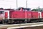 """MaK 1000178 - DB AG """"212 042-6"""" 12.08.2001 - München Nord, BetriebshofFrank Weimer"""