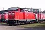 "MaK 1000179 - DB AG ""212 043-4"" 09.03.2002 Ulm,Bahnbetriebswerk [D] Frank Weimer"