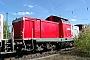 """MaK 1000185 - DB AG """"212 049-1"""" 12.10.2003 Mainz-Bischofsheim [D] Ralf Lauer"""