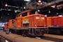 "MaK 1000186 - DB Cargo ""212 050-9"" 12.07.2001 Hagen-Eckesey,Bahnbetriebswerk [D] Jens Grünebaum"