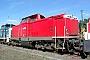 """MaK 1000187 - DB AG """"212 051-7"""" 12.10.2003 Mainz-Bischofsheim [D] Ralf Lauer"""
