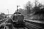 """MaK 1000189 - DB """"212 053-3"""" 20.04.1975 Aumühle,Bahnhof [D] Klaus Görs"""