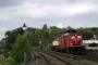 """MaK 1000190 - DB Services """"212 054-1"""" 13.06.2007 Heidenheim [D] Hannes Ortlieb"""