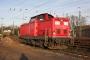 "MaK 1000190 - DB Services ""212 054-1"" 28.12.2007 - Köln-Kalk NordKarl Arne Richter"