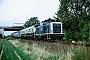 """MaK 1000192 - DB """"212 056-6"""" 24.08.1994 Dieburg [D] Kurt Sattig"""