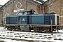 """MaK 1000194 - DB """"212 058-2"""" 24.11.1988 - Mainz, HauptbahnhofErnst Lauer"""