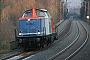 """MaK 1000194 - NBE RAIL """"212 058-2"""" 11.11.2011 Rudersdorf [D] Matthias Schmitt"""