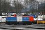 "MaK 1000194 - NBE RAIL ""212 058-2"" 25.01.2013 - Aachen, Bahnhof WestHarald Belz"