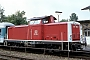 """MaK 1000194 - DB AG """"212 058-2"""" 04.06.1995 Darmstadt,BahnhofDarmstadtOst [D] Dietrich Bothe"""