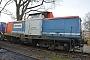 """MaK 1000194 - Metrans """"212 058-2"""" 30.11.2015 - Hamburg, AntwerpenstraßeHarald Belz"""
