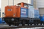 """MaK 1000194 - Metrans """"212 058-2"""" 22.01.2016 - KielTomke Scheel"""