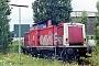 "MaK 1000194 - DB Cargo ""212 058-2"" 17.07.2000 Limburg(Lahn),Bahnbetriebswerk [D] Daniel Kempf"