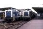 """MaK 1000196 - DB """"212 060-8"""" 13.07.1988 LandauHbf [D] Ingmar Weidig"""