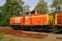 """MaK 1000197 - SECO-RAIL """"AT3 ATA 0457"""" 25.05.2005 - Uzerche, BahnhofKarl Arne Richter"""