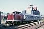 """MaK 1000198 - DB """"212 062-4"""" 03.07.1985 - Landau, HauptbahnhofIngmar Weidig"""