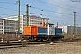 """MaK 1000199 - SVG """"212 063-2"""" 23.04.2015 - München-Laim RbfFrank Weimer"""