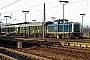 """MaK 1000200 - DB """"212 064-0"""" 30.12.1982 Dieburg,Bahnhof [D] Kurt Sattig"""