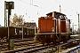 """MaK 1000201 - DB """"212 065-7"""" 20.01.1984 - Dieburg, BahnhofKurt Sattig"""