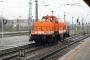 """MaK 1000202 - LOCON """"213"""" 15.04.2008 Stendal,Hauptbahnhof [D] Karl Arne Richter"""