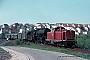 """MaK 1000202 - DB """"212 066-5"""" 28.04.1975 - LandsweilerAxel Johanßen"""