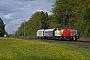 """MaK 1000205 - DB Regio """"214 017"""" 04.05.2009 Graben [D] Andreas Dollinger"""