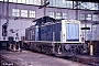 "MaK 1000205 - DB ""212 069-9"" 31.08.1985 Düren,Bahnbetriebswerk [D] Alexander Leroy"