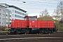 "MaK 1000205 - DB Regio ""214 017"" 08.11.2013 - Nürnberg, HauptbahnhofHarald S."