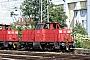 """MaK 1000205 - DB Regio """"214 017"""" 29.06.2016 - Nürnberg, HauptbahnhofErnst Lauer"""