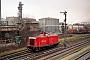 """MaK 1000206 - DB Cargo """"212 070-7"""" 30.11.1999 - BaddeckenstedtSteffen Hartwich"""