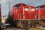 "MaK 1000206 - DB Cargo ""212 070-7"" 20.02.2000 Lehrte,Bahnbetriebswerk [D] Helmut Philipp"