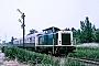 "MaK 1000208 - DB ""212 072-3"" 19.06.1986 - DieburgKurt Sattig"