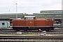 "MaK 1000209 - DB ""212 073-1"" 23.05.1974 - Ulm, GüterbahnhofHelmut Philipp"