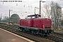 """MaK 1000210 - DB """"212 074-9"""" 14.03.1983 Köln-Deutz,Bahnhof [D] Norbert Schmitz"""